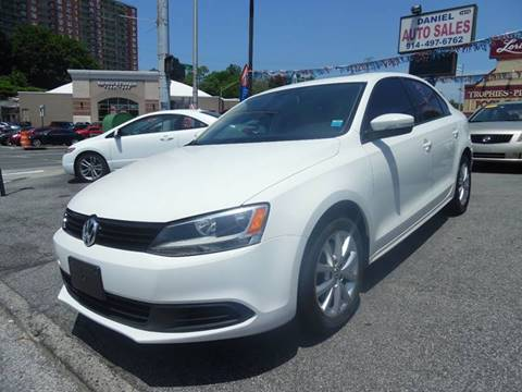 2011 Volkswagen Jetta for sale at Daniel Auto Sales in Yonkers NY
