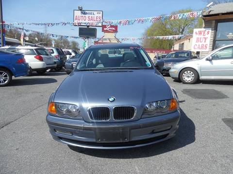 2001 BMW 3 Series for sale at Daniel Auto Sales in Yonkers NY