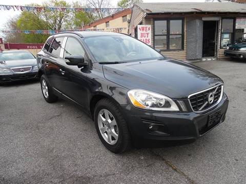 2010 Volvo XC60 for sale at Daniel Auto Sales in Yonkers NY