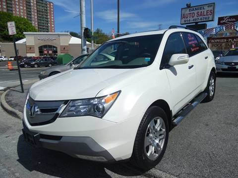 2009 Acura MDX for sale at Daniel Auto Sales in Yonkers NY
