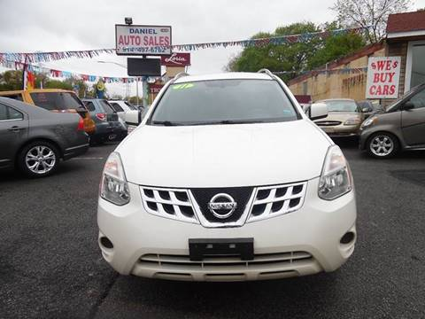 2011 Nissan Rogue for sale at Daniel Auto Sales in Yonkers NY