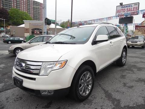 2008 Ford Edge for sale at Daniel Auto Sales in Yonkers NY