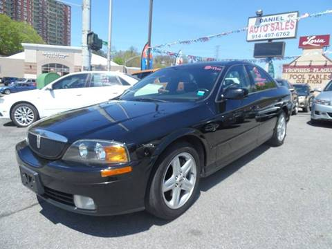 2002 Lincoln LS for sale at Daniel Auto Sales in Yonkers NY