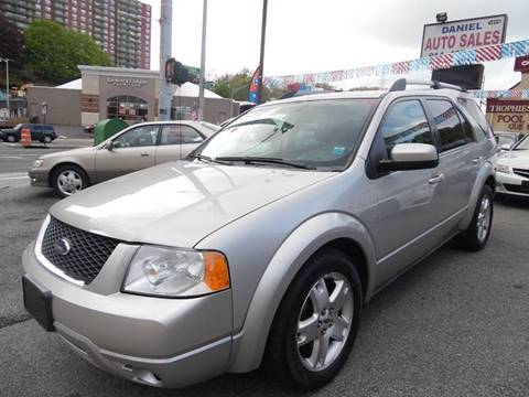 2006 Ford Freestyle for sale at Daniel Auto Sales in Yonkers NY