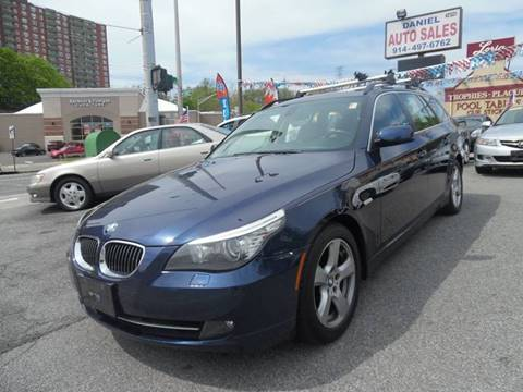 2008 BMW 5 Series for sale at Daniel Auto Sales in Yonkers NY