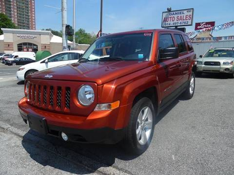 2012 Jeep Patriot for sale at Daniel Auto Sales in Yonkers NY