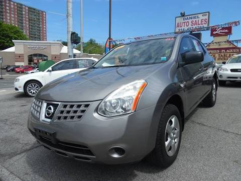 2008 Nissan Rogue for sale at Daniel Auto Sales in Yonkers NY