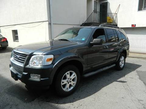 2010 Ford Explorer for sale at Daniel Auto Sales in Yonkers NY