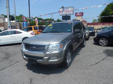 2008 Ford Explorer for sale at Daniel Auto Sales in Yonkers NY