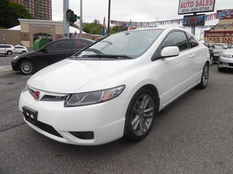 2008 Honda Civic for sale at Daniel Auto Sales in Yonkers NY