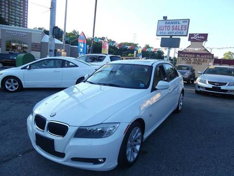 2011 BMW 3 Series for sale at Daniel Auto Sales in Yonkers NY