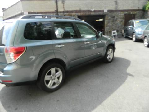 2007 Subaru Forester for sale at Daniel Auto Sales in Yonkers NY