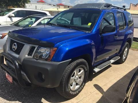 2013 Nissan Xterra for sale in Houston, TX