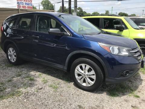 2015 Honda CR-V for sale at AMIGO USED CARS in Houston TX