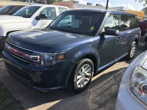 2016 Ford Flex for sale at AMIGO USED CARS in Houston TX