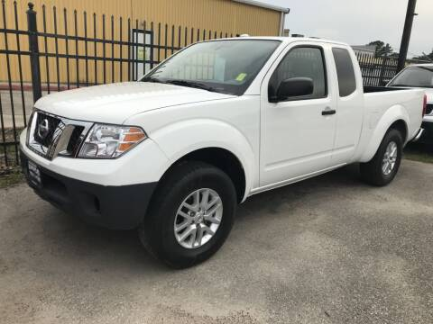 2016 Nissan Frontier for sale at AMIGO USED CARS in Houston TX
