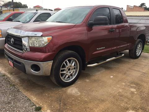 2008 Toyota Tundra for sale in Houston, TX