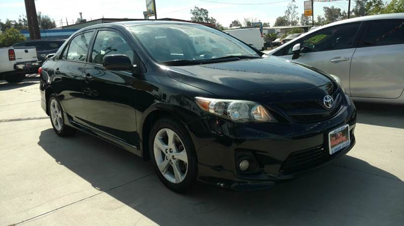 2012 Toyota Corolla for sale at Los Compadres Auto Center in Bloomington CA