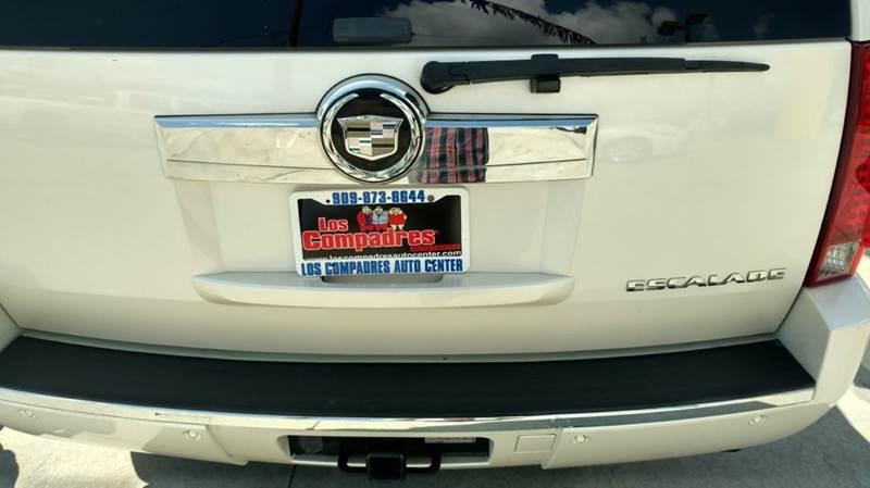 2008 Cadillac Escalade for sale at Los Compadres Auto Center in Bloomington CA