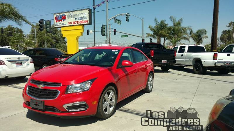 2015 Chevrolet Cruze for sale at Los Compadres Auto Center in Bloomington CA