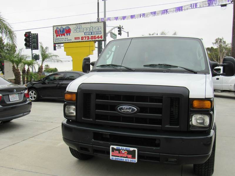2009 Ford E-Series Cargo for sale at Los Compadres Auto Center in Bloomington CA