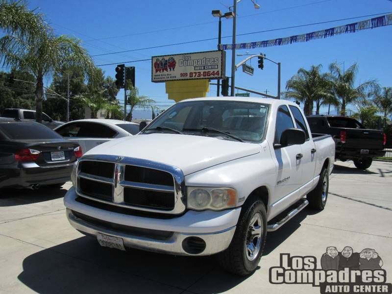 2003 Dodge Ram Pickup 2500 for sale at Los Compadres Auto Center in Bloomington CA