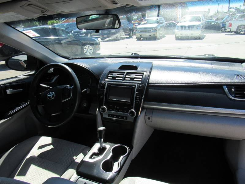 2013 Toyota Camry for sale at Los Compadres Auto Center in Bloomington CA