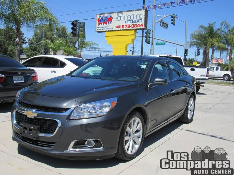 2016 Chevrolet Malibu Limited for sale at Los Compadres Auto Center in Bloomington CA