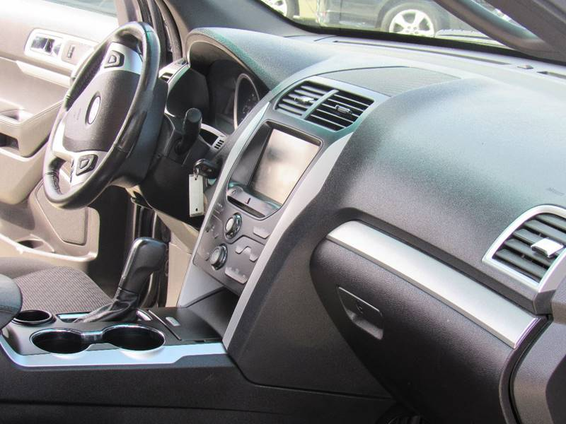 2014 Ford Explorer for sale at Los Compadres Auto Center in Bloomington CA