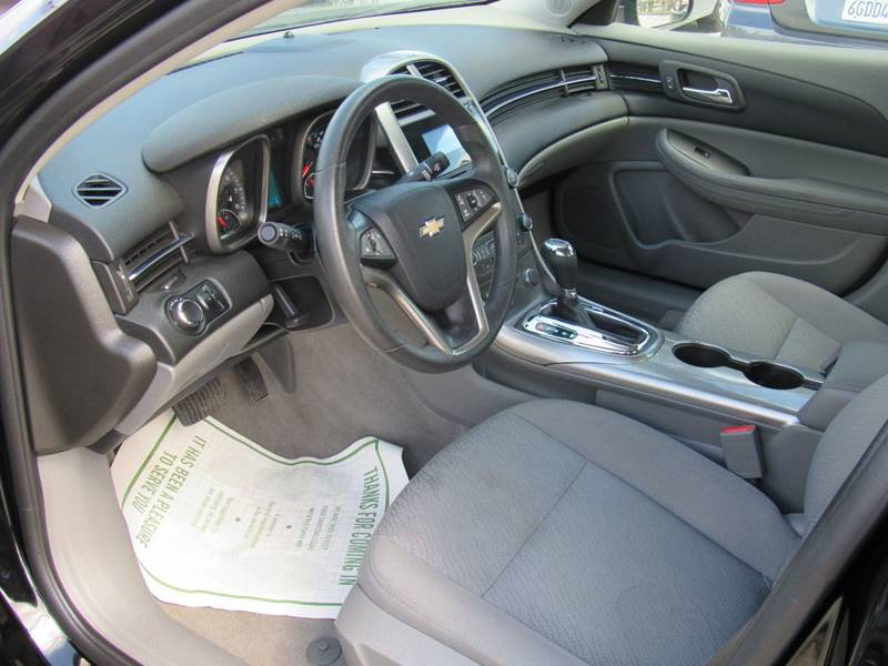 2013 Chevrolet Malibu for sale at Los Compadres Auto Center in Bloomington CA