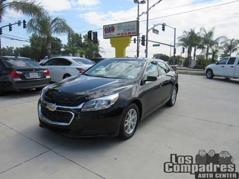 2013 Chevrolet Malibu for sale at Los Compadres Auto Center in Bloomington CA