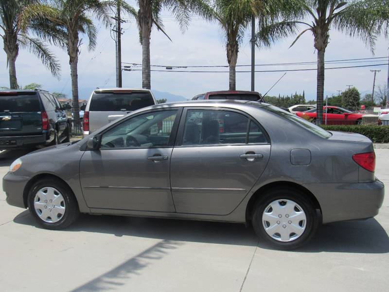 2006 Toyota Corolla for sale at Los Compadres Auto Center in Bloomington CA