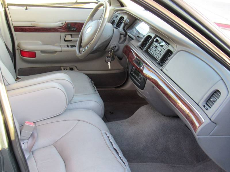 2002 Mercury Grand Marquis for sale at Los Compadres Auto Center in Bloomington CA