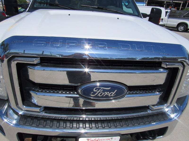 2012 Ford F-250 Super Duty for sale at Los Compadres Auto Center in Bloomington CA