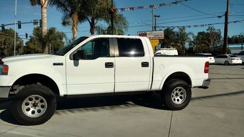 2008 Ford F-150 for sale at Los Compadres Auto Center in Bloomington CA