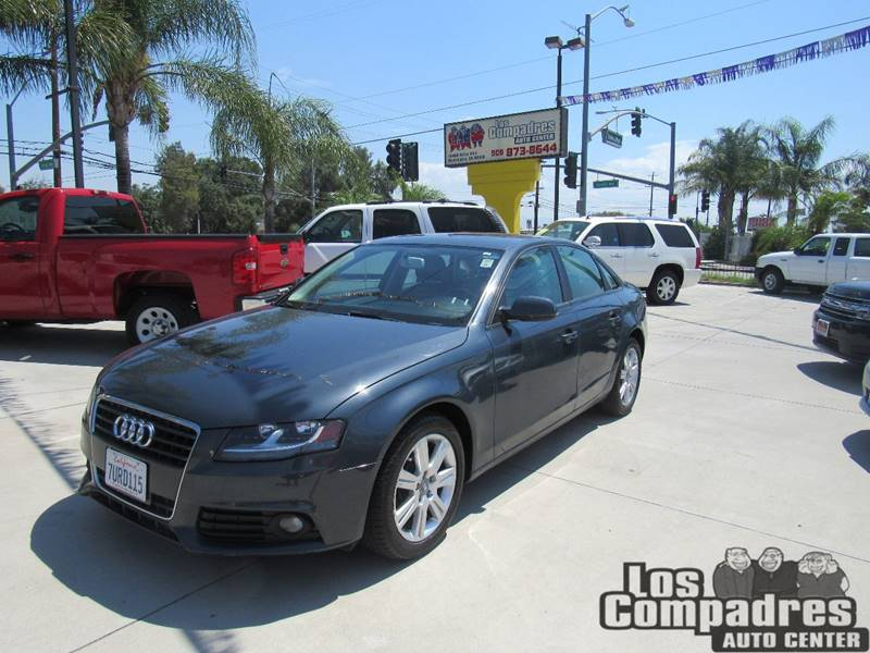 2010 Audi A4 for sale at Los Compadres Auto Center in Bloomington CA