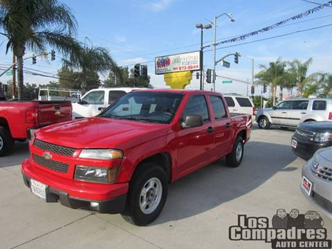 2005 Chevrolet Colorado for sale at Los Compadres Auto Center in Bloomington CA