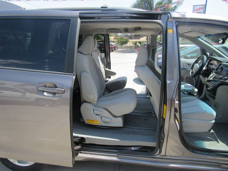 2011 Toyota Sienna for sale at Los Compadres Auto Center in Bloomington CA