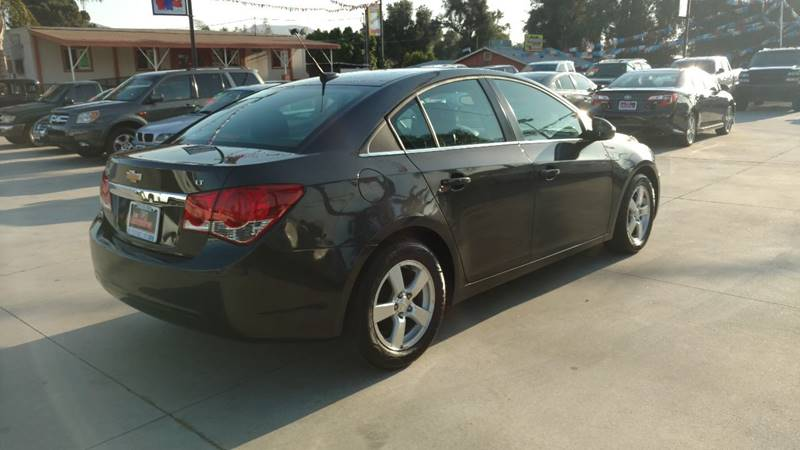 2012 Chevrolet Cruze for sale at Los Compadres Auto Center in Bloomington CA