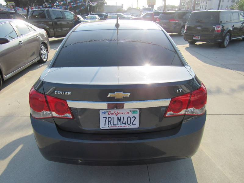 2013 Chevrolet Cruze for sale at Los Compadres Auto Center in Bloomington CA