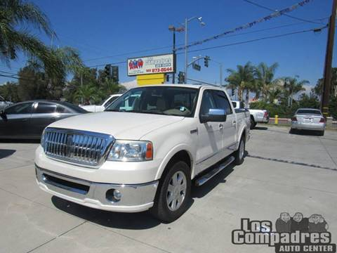2007 Lincoln Mark LT for sale at Los Compadres Auto Center in Bloomington CA