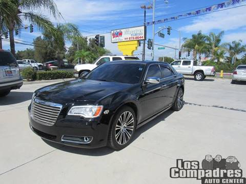 2012 Chrysler 300 for sale at Los Compadres Auto Center in Bloomington CA