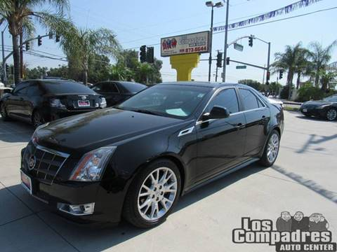 2011 Cadillac CTS for sale at Los Compadres Auto Center in Bloomington CA