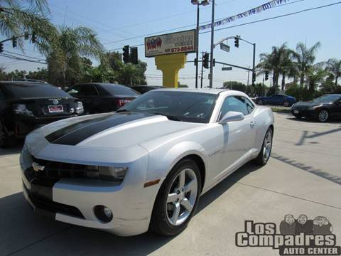 2012 Chevrolet Camaro for sale at Los Compadres Auto Center in Bloomington CA