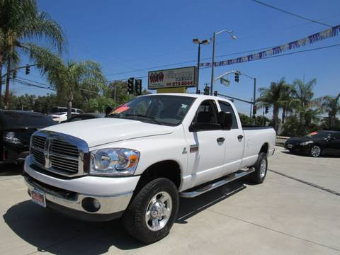 2008 Dodge Ram Pickup 2500 for sale at Los Compadres Auto Center in Bloomington CA