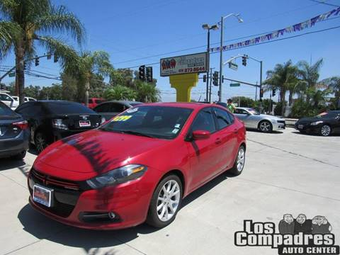 2013 Dodge Dart for sale at Los Compadres Auto Center in Bloomington CA