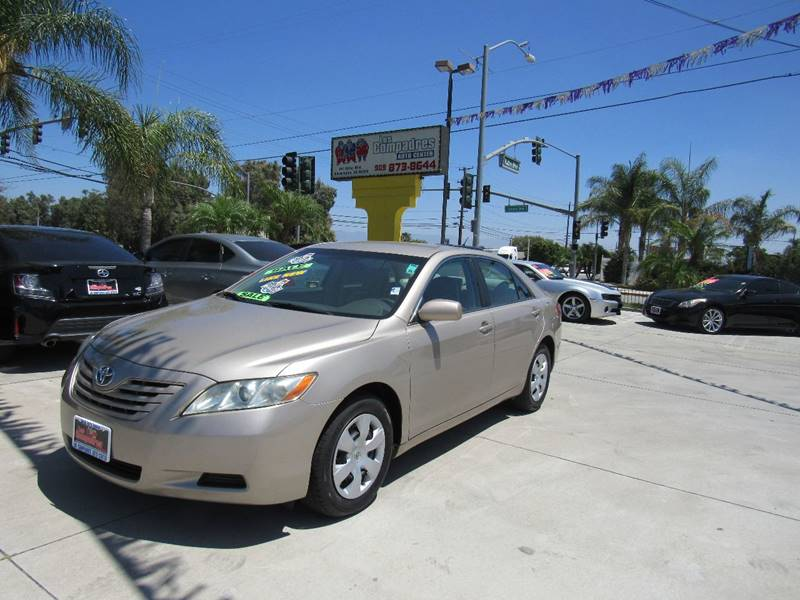2007 Toyota Camry for sale at Los Compadres Auto Center in Bloomington CA