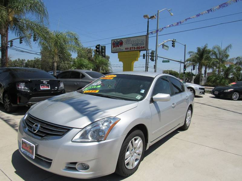 2012 Nissan Altima for sale at Los Compadres Auto Center in Bloomington CA