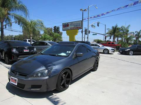 2007 Honda Accord for sale at Los Compadres Auto Center in Bloomington CA
