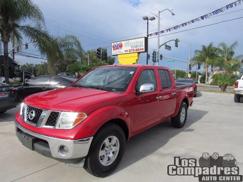 2006 Nissan Frontier for sale at Los Compadres Auto Center in Bloomington CA